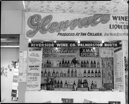 Glenvale Wines Trade Stall