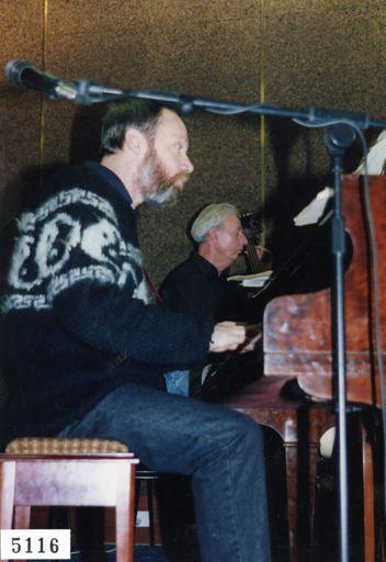 Gilbert Haisman and Jim Wilson, Manawatū Jazz Festival