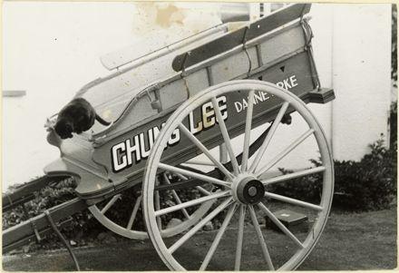 Chung Lee's Cart