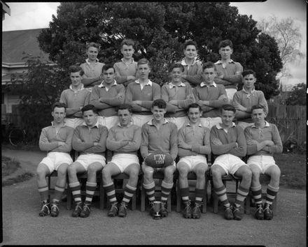 Marist Bro's Sports Team, 1st XV