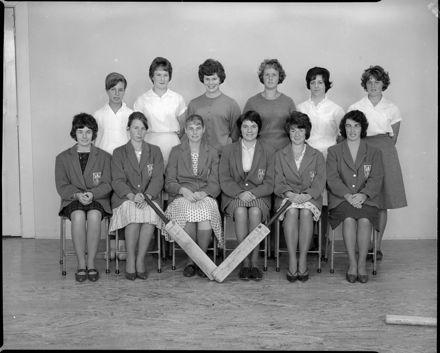 Teachers College Summer Sports Team - Cricket, women
