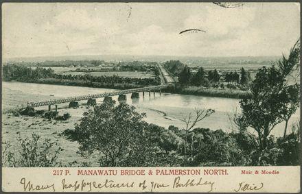Fitzherbert Bridge