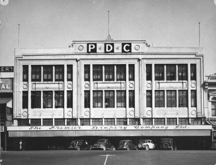 Premier Drapery Company Ltd (PDC), The Square