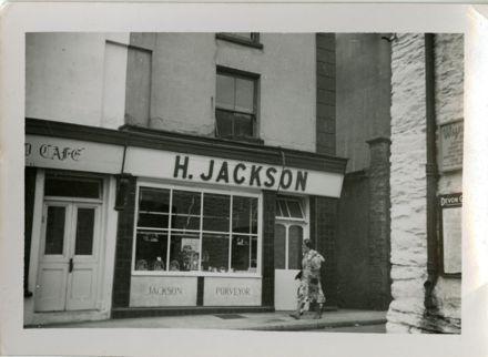 Jackson Purveyors on Cuba Street