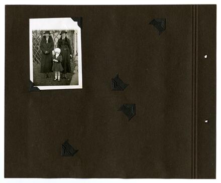 Barrow Family Photograph Album Page 30