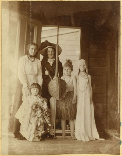 Photograph from Slack and Hewett Family Album