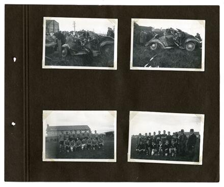 Barrow Family Photograph Album Page 61