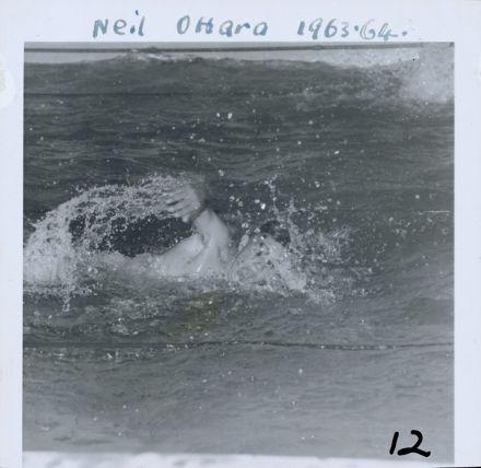 West End Amateur Swimming Champions - Nail O'Hara