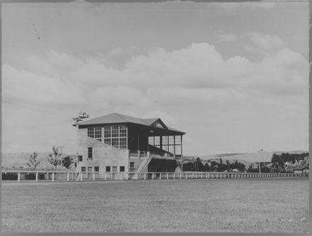 Fitzherbert Park Sportground Grandstand