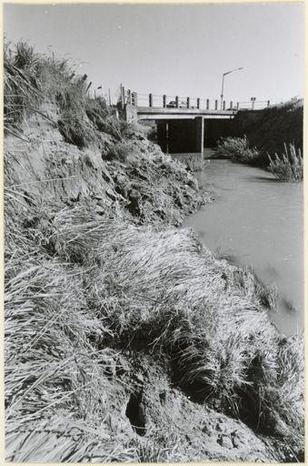 Tremaine Avenue Bridge over the Managaone Stream