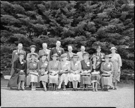 Awahou School Jubilee 1900-1910
