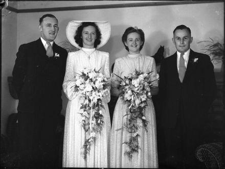 Edmonds Wedding, Eketahuna