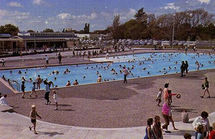 Lido Swimming Centre, Park Road