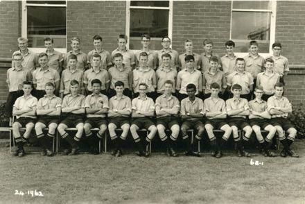 Palmerston North Boys High School, Form 6b