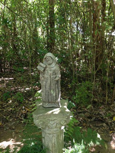 Statue, The Herb Farm, Ashhurst.