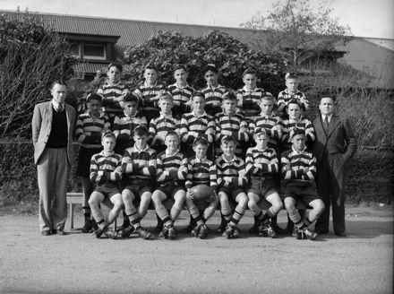 Boys Rugby Team