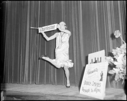 """Dance Crazes Through the Ages"" Charleston"