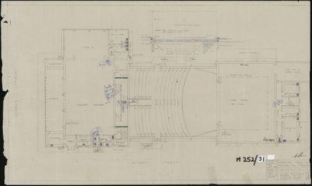 Municipal Opera House sheet 5