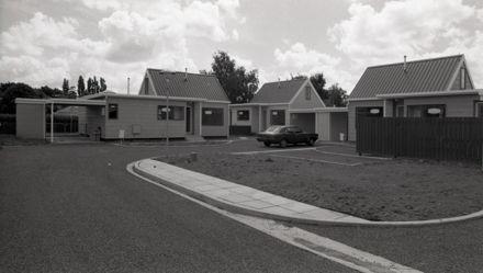 """Cluster Houses"" on Church Street"
