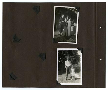 Barrow Family Photograph Album Page 26