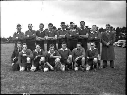Hukanui Football team