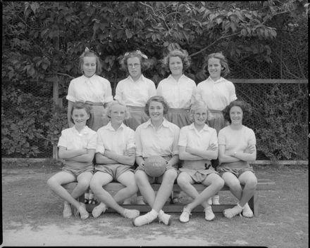 Kairanga School, netball