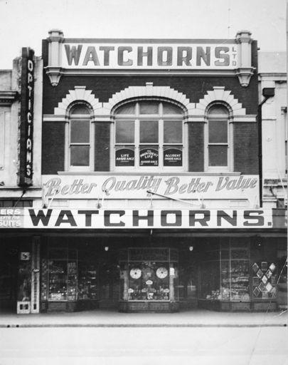 Watchorns Ltd, The Square