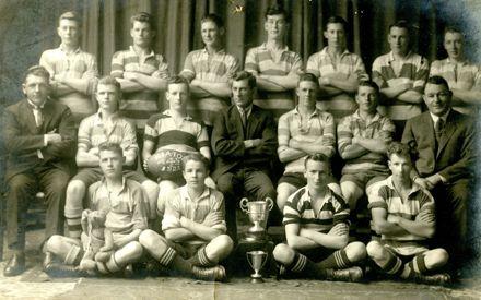 Kia Toa rugby team