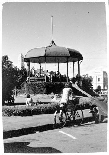 Band Rotunda in the Square