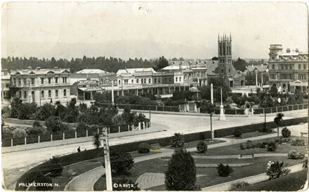 Panorama of the Square, 1915 2