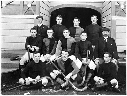 Palmerston North Old Boys' Hockey Team
