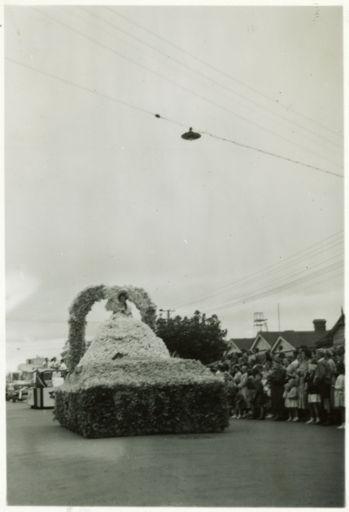 PDC Float - 1952 Jubilee Celebrations