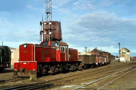 DSC436 Shunting Locomotive