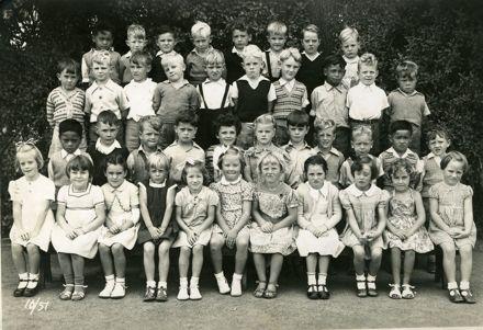West End School class