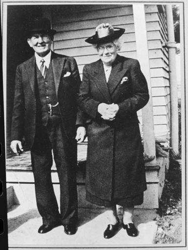 Bill and Ada Gosling
