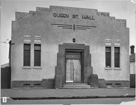 Queen Street Hall
