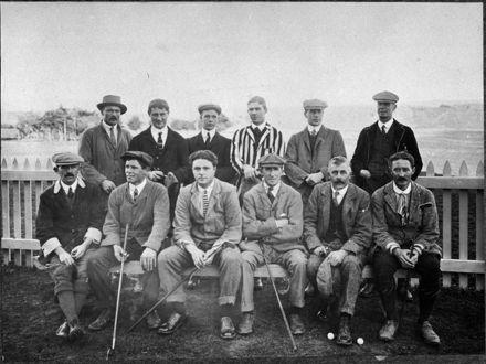 Members of the Manawatu Golf Club