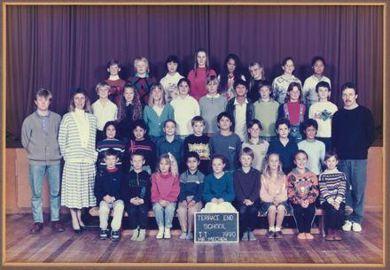 Terrace End School - TT Mr Mechen, 1990
