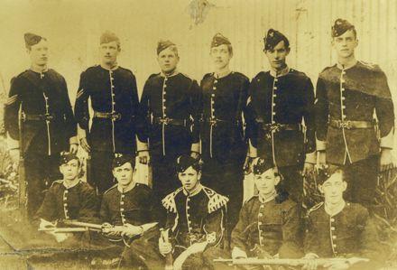 Palmerston North Guards, Wanganui