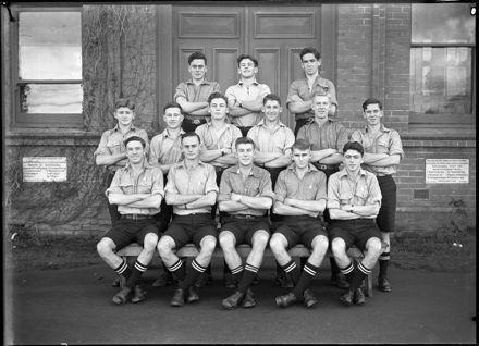 Students, Palmerston North Boys High School