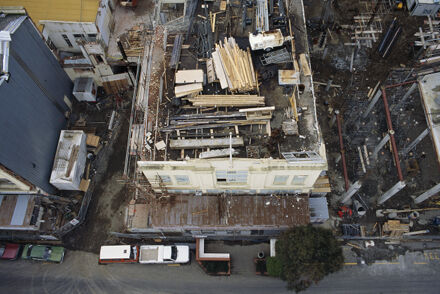 Construction of new Palmerston North City Library