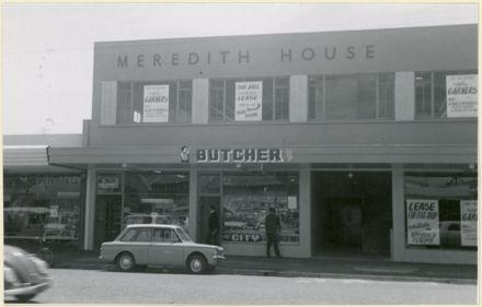 Meredith House, Main Street