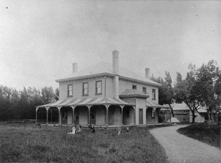 Rowe house, Rongotea