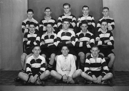 Palmerston North Boys High First Soccer Eleven