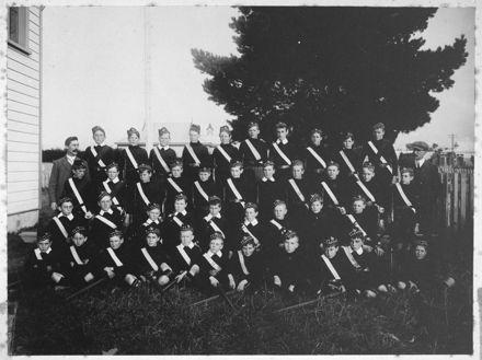 Terrace End School Cadets