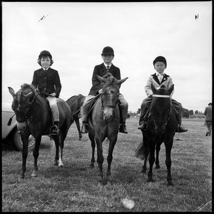 """Foxton Show"" Ponies & Riders"