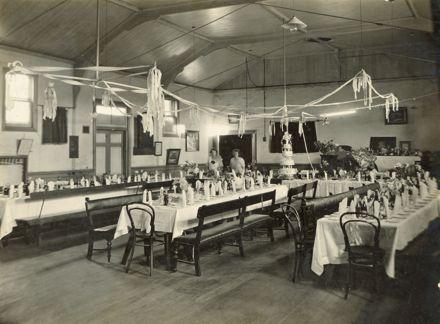Wedding Reception at Oddfellows' Hall, Palmerston North