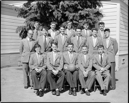 Sports Team, Palmerston North Teachers' College
