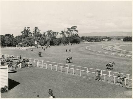 Northern End of Course, Awapuni Racecourse