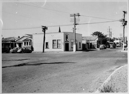 Corner of Princess Street and Main Street